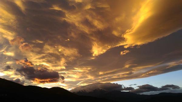 Himmel og jord i et: min fars mindfulness praksis (een af dem)