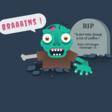 Pure CSS Zombie