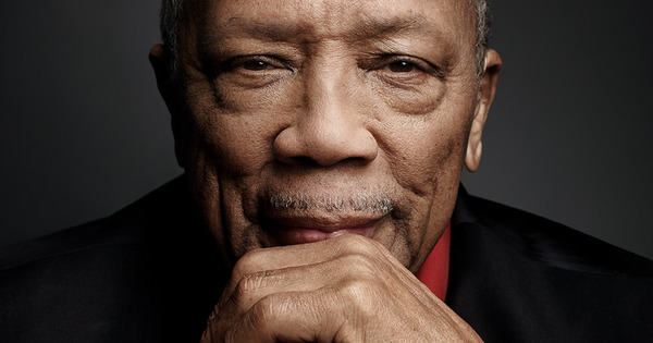 Quincy Jones, In Conversation