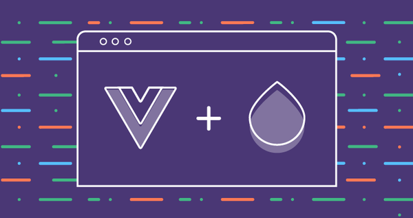 Drupal & Vue.js: how to work without jQuery