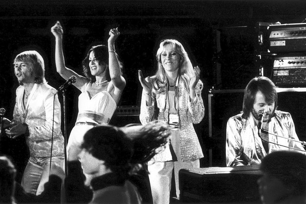 The dark side of ABBA's euphoric pop