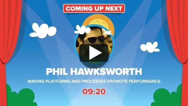 SmashingConf London 2018 - PHIL HAWKSWORTH on Vimeo