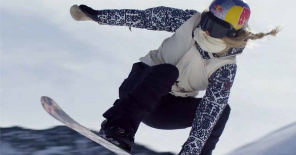 Anna Gasser's Snowboarding Dominance Was Launched With a Viral Video