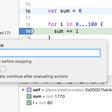Edit Breakpoints In Xcode