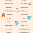 32 Freebies You Can Create to Grow Your List (That Aren't Another Boring eBook)