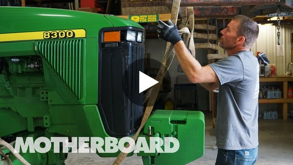 Tractor Hacking: The Farmers Breaking Big Tech's Repair Monopoly - YouTube