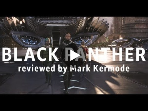 Black Panther reviewed by Mark Kermode - YouTube