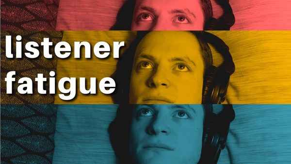 Discussing Listener Fatigue and All The Music You'll Never Experience