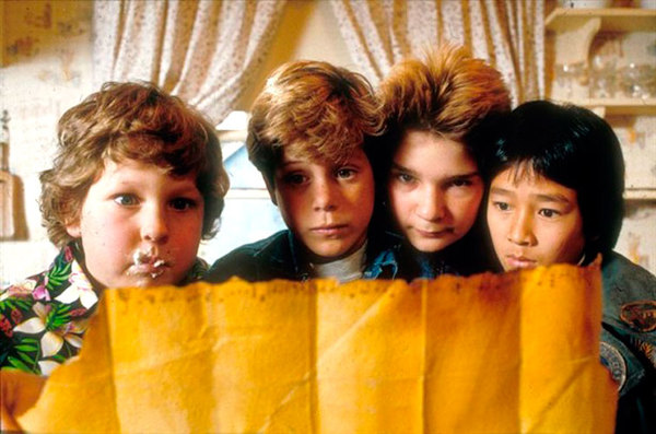 'The Goonies' director on shooting 'truffle shuffle' scene: 'It was painful'