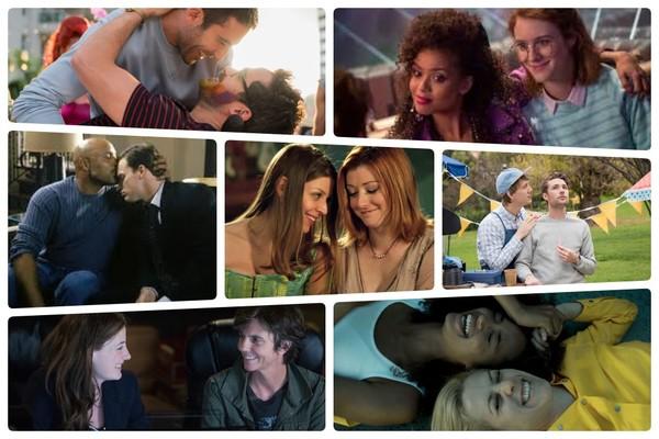35 parejas LGTB de series para celebrar San Valentín