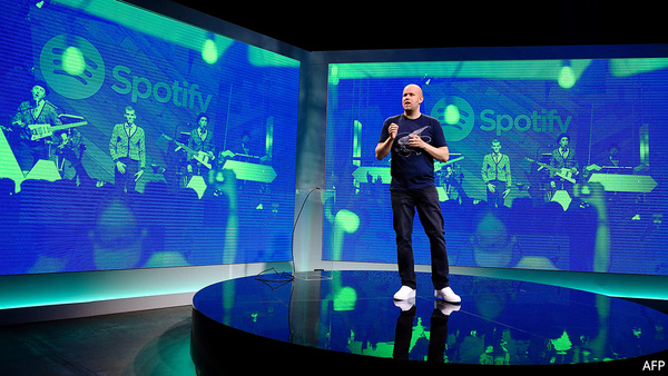 Having rescued recorded music, Spotify may upend the industry again