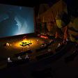 Bigscreen update: new environments, 12 players per room, and performance improvements