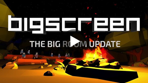 "Bigscreen ""The Big Room Update"" — Social VR now with 12 players per room - YouTube"