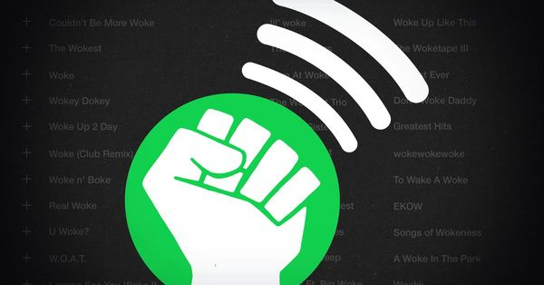 "The Try-Hard Truth About Spotify's ""Woke"" Playlists"