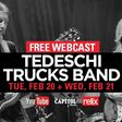 The Capitol Theatre Announces Free Tedeschi Trucks Band Webcasts