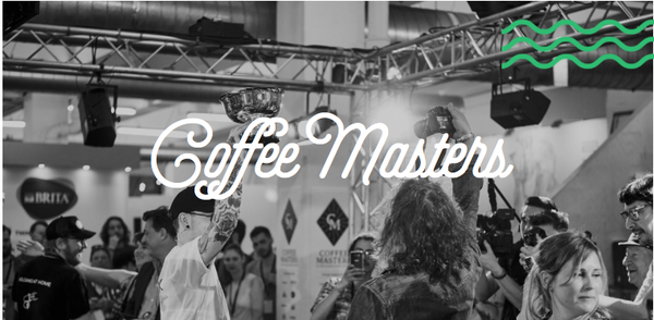 The 2018 London Coffee Masters Competitors, Revealed!