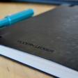 The Modern Ledger Notebook