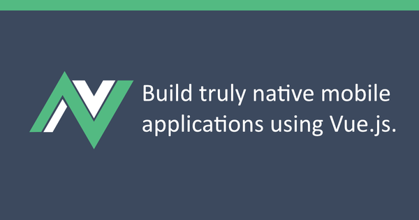 NativeScript-Vue 1.0 is out with a new site!