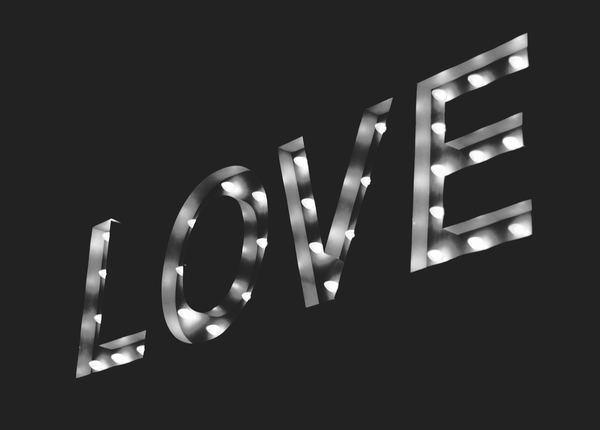 Love always trumps 'like'