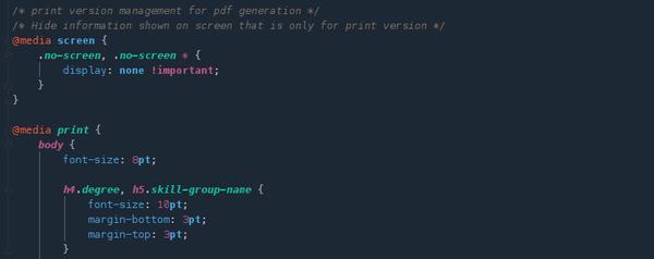 Jekyll+CSS Media+PhantomJS+Netlify == Resume w/ Build Process