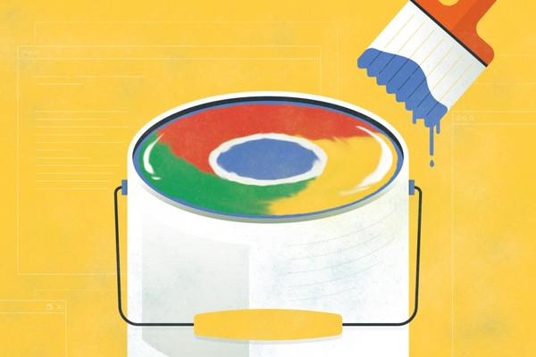 Eliminate content repaints with the new Layers panel in Chrome