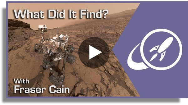 What Has The Curiosity Rover Discovered? A Collaboration With Joe Scott - YouTube