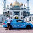 Nederlander rijdt helemaal naar Australië zonder brandstof te verbruiken