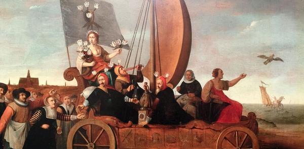 Die Geschichte der niederländischen Tulpen-Krise ist nichts als ein Mythos