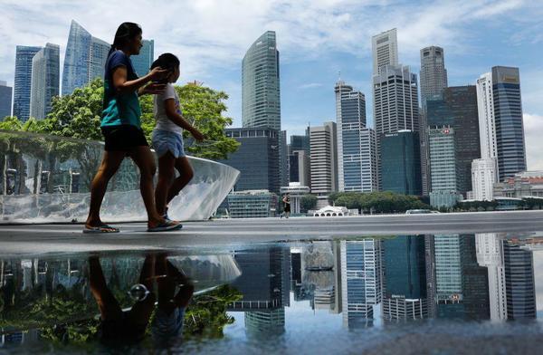 Singapur verschenkt zwischen 100 und 300Singapur-Dollar an jeden erwachsenen Einwohner