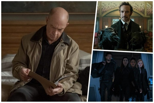 Power Rankings: 'Counterpart' lidera el top 10 de series más vistas