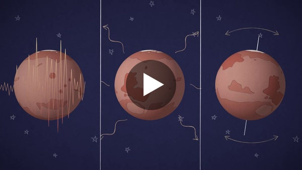 Mars in a Minute: What's Inside Mars? - YouTube