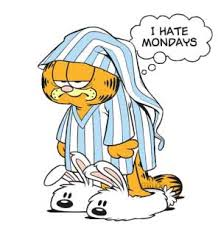We all feel you, Garfield.