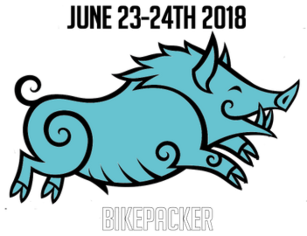 The Dirty Boar Bikepacker