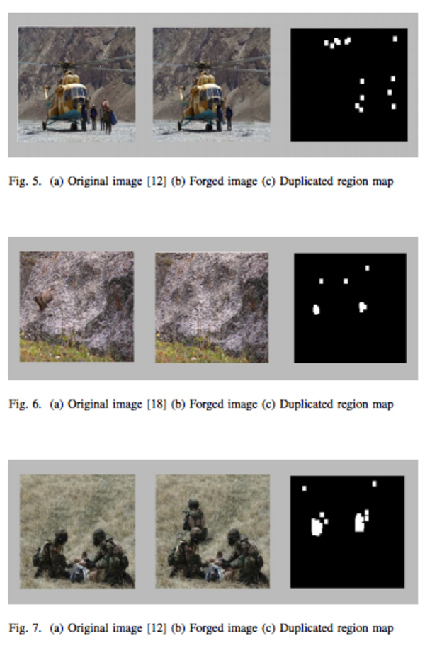 Detection of Copy-move Image forgery using SVD and Cuckoo Search Algorithm