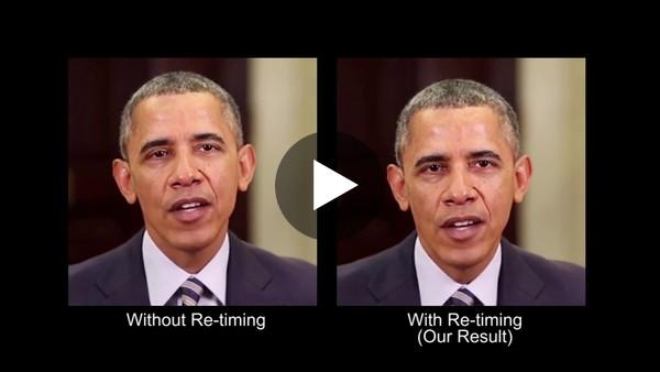Synthesizing Obama: Learning Lip Sync from Audio - YouTube