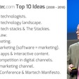 A Decade of Martech: The top 10 ideas from 10 years of chiefmartec.com - Chief Marketing Technologist