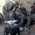 Using Drones to Shoot War Zones