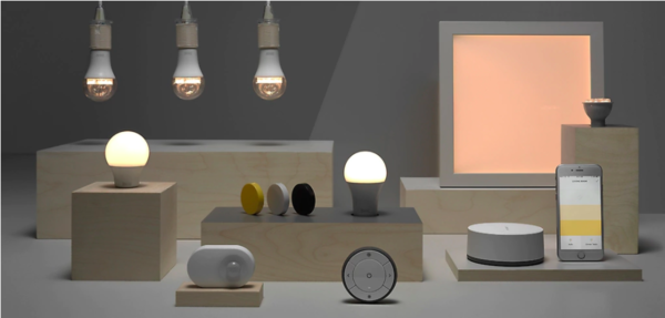 Trafdi - Ikea Smart Lightning