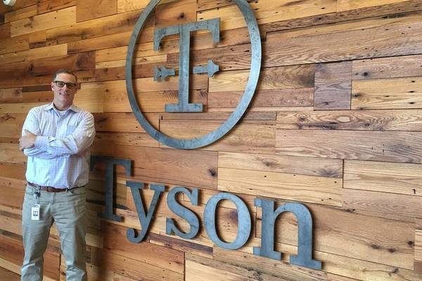 Tyson Foods Shifting Away from Customized Business Applications