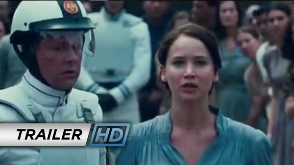 The Hunger Games (2012 Movie) - Official Theatrical Trailer - Jennifer Lawrence & Liam Hemsworth - YouTube