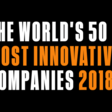The 2018 World's Most Innovative Companies