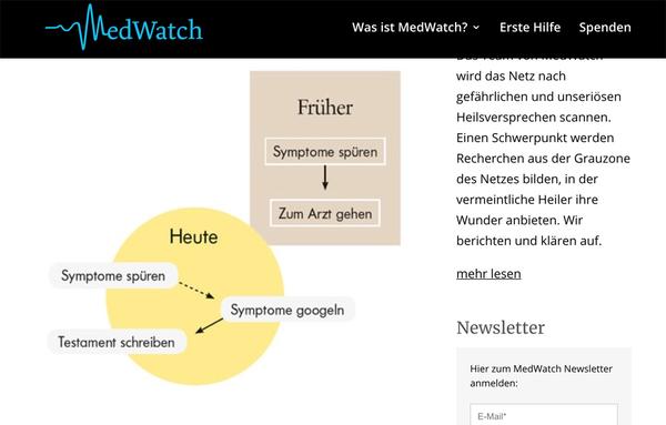 Das Blog von Medwatch
