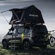 De Peugeot Rifter 4x4 Concept is ideaal voor de avontuurlijke kampeerder