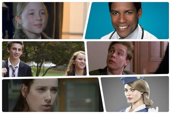 El pasado televisivo de los nominados a los premios Óscar