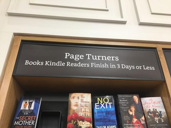 Welke boeken hadden Kindle-lezers supersnel uit?