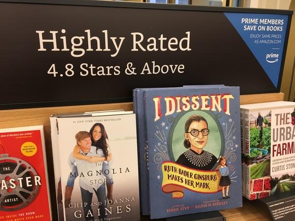 Welke boeken werden de hemel ingeprezen door Amazon-lezers?