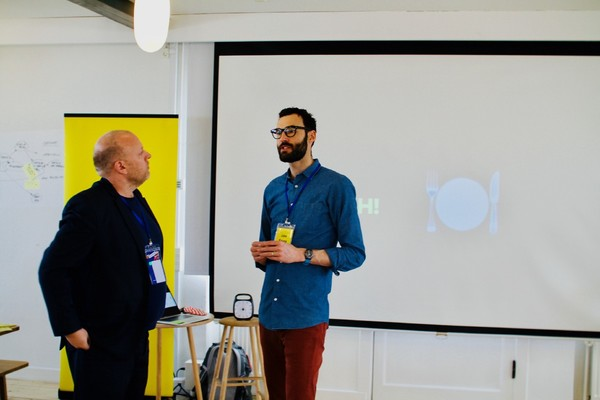Three new things I learned at Jake Knapp's Design Sprint Workshop