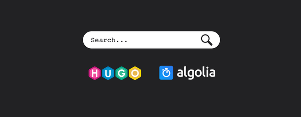 Static site search with Hugo + Algolia | Forestry.io
