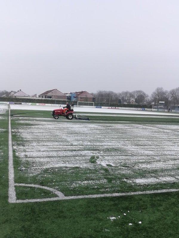UITSLAGEN - Uitslagen EM Cup- en oefenduels zaterdag 3 maart