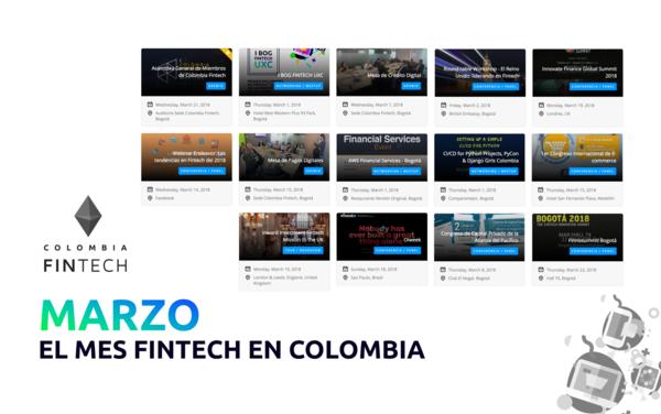 Somos la comunidad de Fintech más activa de América Latina. ⚡️